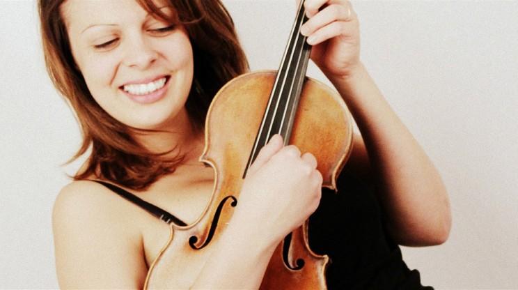 Julia Amirova - Geige, Violine