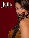 Julia Amirova - Violinistin